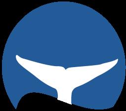 B Blue Whale Whale Tales Sponsor 10000