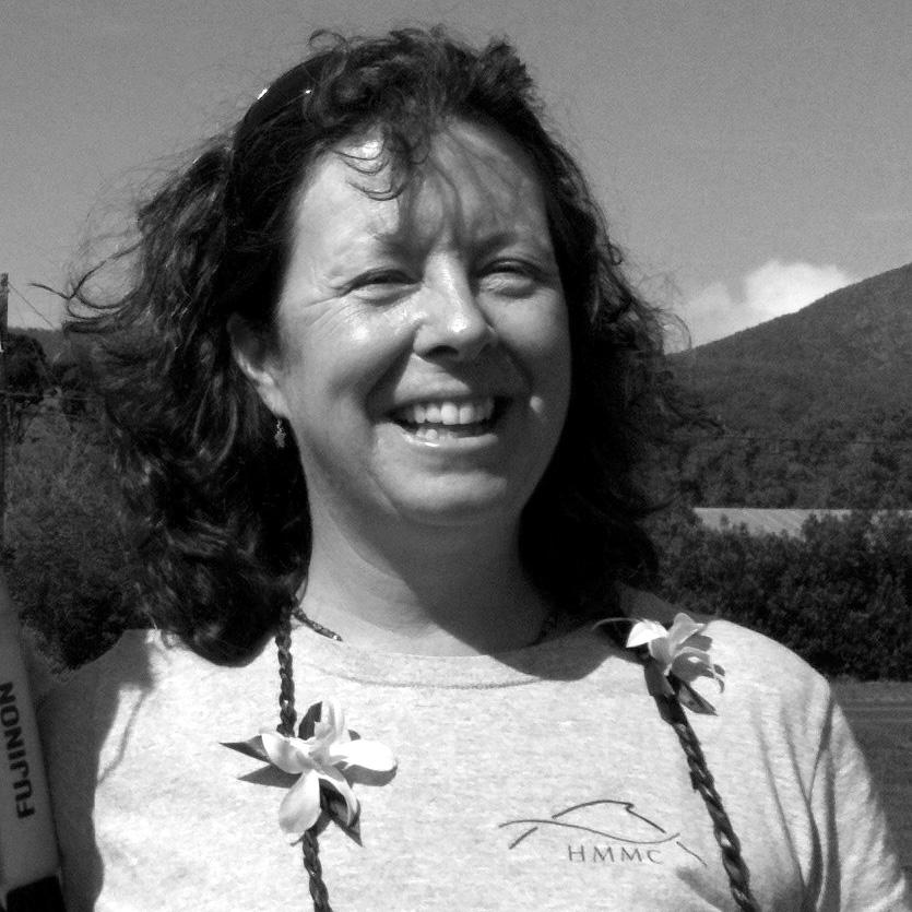 Whale Tales 2018 Presenter Christine Gabriele