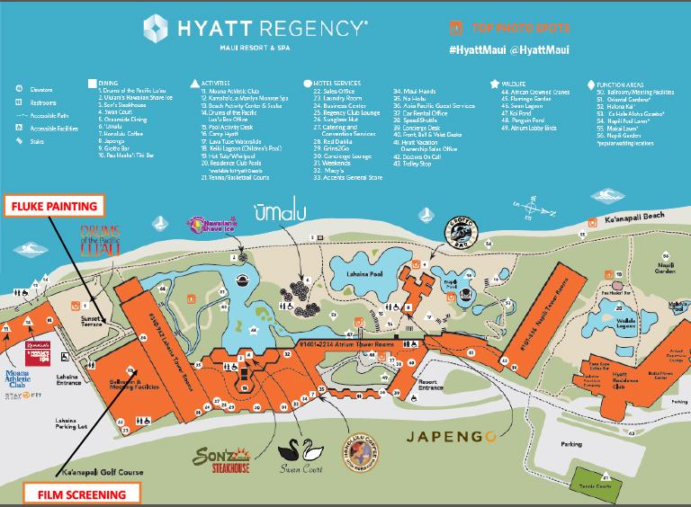 Maps of the Hyatt • Whale Tales Kapalua Resort Map on wailea resort map, fairmont kea lani resort map, st. lucia resort map, palm springs resort map, majestic elegance punta cana resort map, makena resort map, black butte ranch resort map, nihilani resort map, maui resort map, kohala coast resort map, waikiki beach resort map, grandview lodge resort map, long beach resort map, kanaloa resort map, napili resort map, kihei resort map, waikoloa beach resort map, scottsdale resort map, kona village resort map, lahaina resort map,